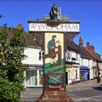 Wymondham Sign