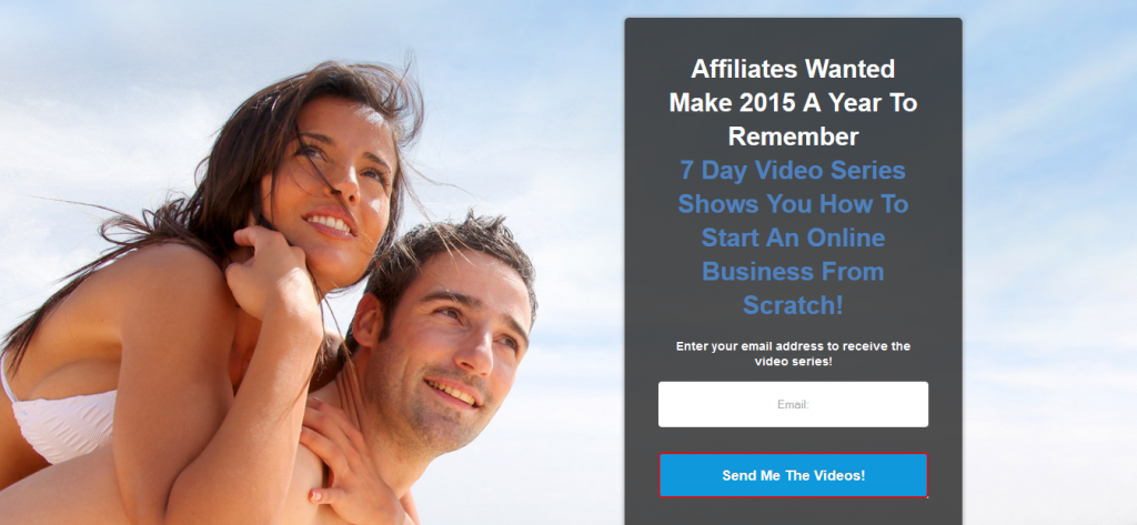 Affiliates Wanted