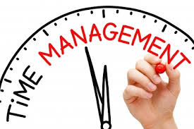 home business time management
