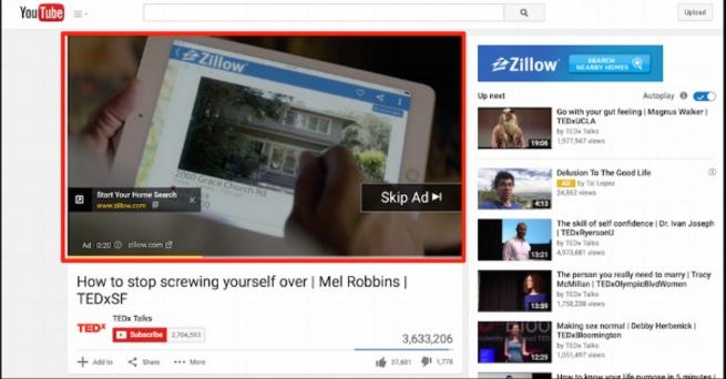 youtube ad types